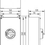Kryt velikosti H32 - Katko