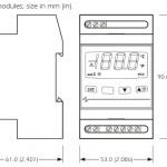 EV6421 rozměry